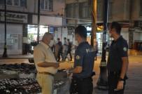 Kızıltepe'de 500 Polisle Maske Ve Asayiş Uygulaması