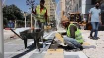 Mardin'de 220 Metre Uzunluğundaki Cadde Halı Motifleri İle Bezendi