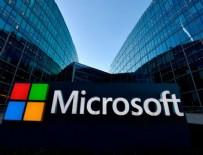 MICROSOFT - Microsoft'un hisseleri büyük değer kaybetti!