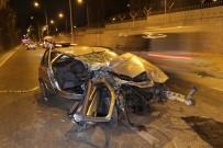 Adana'da Feci Kaza Açıklaması 2 Ölü, 3 Yaralı