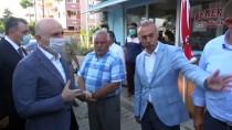 Bakan Karaismailoğlu, Asım Gültekin'in Ailesine Taziye Ziyaretinde Bulundu