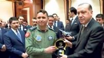 CUMHURBAŞKANLIĞI KÜLLİYESİ - Başkan Erdoğan, 'Bu bizim Mete' diyerek selamlamıştı!