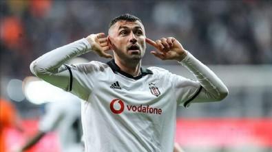 Burak Yılmaz'dan Beşiktaş'la ilgili iddiaya sert tepki: Yaptıysam şerefsizim