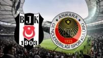 SIVASSPOR - Gençlerbirliği - Beşiktaş maçında ilk düdük çaldı!