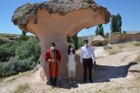 Kapadokya'da Ören Yerleri Nikah Salonu Olmaya Devam Ediyor