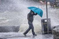 MARMARA BÖLGESI - Meteorolojiden sağanak yağış uyarısı!