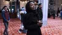 CUMA NAMAZI - Müslüman olan ABD'li sanatçı Della Miles'ten Ayasofya açıklaması