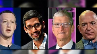 Sosyal medya devleri Amazon, Apple, Google ve Facebook'un CEO'ları ABD Kongre'sinde ifade verecek