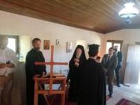 Fener Rum Ortodoks Patriği Bartholomeos Bozcaada'da Düzenlenen Geleneksel Ayine Katıldı