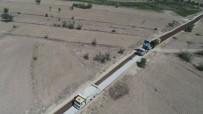 Manisa'da 5 Farklı Ekip 800 Kilometrelik Asfalt Hedefi İçin Çalışıyor