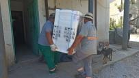 Sel Mağdurlarının Mobilya Ve Beyaz Eşyaları Yenilendi