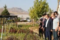 Vali Demirtaş, Sahada İncelemelerini Sürdürüyor