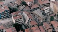 DEPREM BÖLGESİ - Deprem uzmanından korkutan uyarı! Marmara'da stres arttı