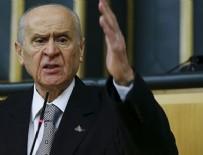HAZıMSıZLıK - Devlet Bahçeli'den Yunanistan'a sert tepki!