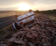 Şanlıurfa'da Otomobil Devrildi Açıklaması 6 Yaralı