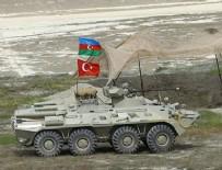 HAVA KUVVETLERİ - Türk askeri Azerbaycan'da!
