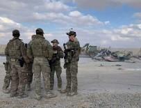 BAĞDAT - ABD üssüne füzeli saldırı iddiası