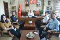 Ak Parti'den Başkan Durgut'a Ziyaret Etti