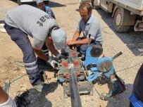 ASAT'ın Tamir Ve Kanalizasyon Hattı Çalışmaları