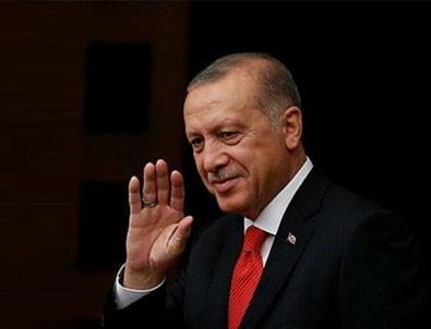 Başkan Erdoğan bu sözlerle paylaştı!