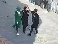 ASLIYE CEZA MAHKEMESI - Başörtülü gençlere saldırmıştı! O provokatörün davasında flaş gelişme!