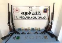 Silah Ve Mühimmat Ticareti Yapan Çeteye Operasyon