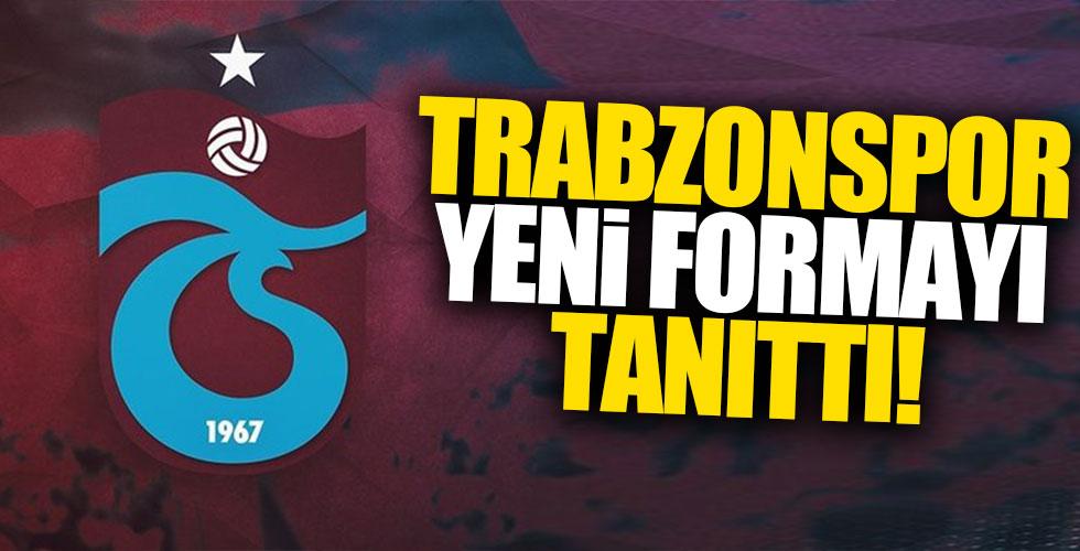 Trabzonspor yeni formasını tanıttı!