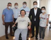 Bakan Kasapoğlu, Manisalı Ahmet'in Hayalini Gerçekleştirdi
