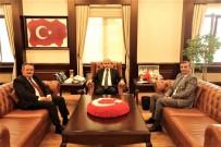 Başkan Koloğlu, Emniyet Genel Müdürünü Ziyaret Etti