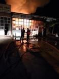 Akşehir Sanayisinde Yangın