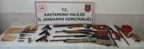 Kastamonu'da Silah Kaçakçılarına Operasyon Açıklaması 9 Gözaltı