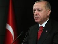 MİMAR SİNAN - Cumhurbaşkanı Erdoğan'dan Ayasofya açıklaması