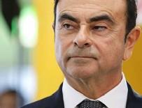 TUTUKLU SANIK - Nissan CEO'su davasında şok karar!