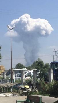 KıZıLAY - Sakarya'daki patlama sonrası korkutan iddia! AFAD, açıklama yaptı