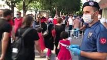 Eskişehir Polisinden 'Maskotlu' Kovid-19 Uyarısı