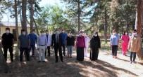 Sivrihisar Toplum Sağlığı Merkezi Ve Aile Sağlığı Merkezi Çalışanlarına Teşekkür Ziyareti