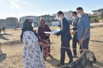 Nusaybin Kaymakamı Temizkan Vatandaşlarla Bayramlaştı