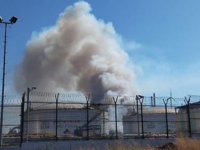 Star Rafineri'deki Yangınla İlgili Soruşturma Sürüyor