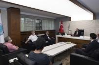 Başkan Büyükkılıç, Yahyalı Kaymakamı Ve Belediye Başkanı İle Birlikte Yahyalı Meclis Üyelerini Kabul Etti