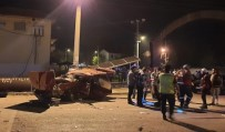 Isparta'da Feci Kaza Açıklaması 1 Ölü, 3 Yaralı