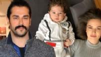 BURAK ÖZÇİVİT - İşte Burak Özçivit'in oğlu Karan'ın ilk kelimesi...