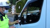 (Özel) Para Cezası Kesilen Minibüs Şoförü Açıklaması 'Cezayı Yedim Afiyet Olsun. Allah Yemeyenlere De Yemeyi Nasip Etsin'