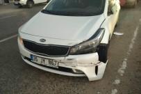 Mardin'de Zincirleme Trafik Kazası Açıklaması 4 Yaralı
