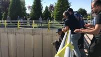İkinci Kez Köprüden Atlamaya Çalıştı