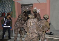 YAKALAMA KARARI - Adana merkezli 4 ilde uyuşturucu operasyonu! 40 gözaltı kararı