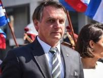 BORİS JOHNSON - Brezilya Devlet Başkanı Covid-19'a yakalandı