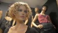DOLAPDERE - Cansız manken satışlarında düğün hareketliliği! Firmalar siparişlere yetişemiyor