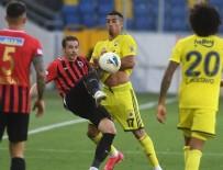 TOLGAY ARSLAN - Fenerbahçe, Başkent'te 1 puana razı oldu