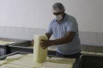 Manyas'ta Kelle Peynirine Coğrafi İşaret Sevinci