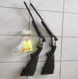 Uyuşturucu İğne Atan Tüfeklerle Hayvan Hırsızlığı